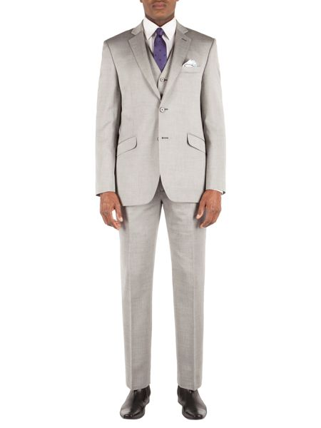 Alexandre of England Tonic Tailored Fit Trouser