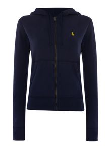 Martine hooded top