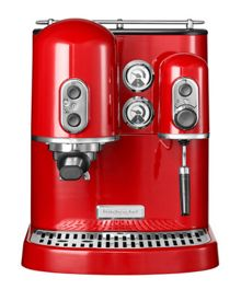 KitchenAid Artisan Espresso Maker Empire Red