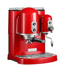 Artisan Espresso Maker Empire Red