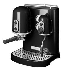 KitchenAid Artisan Espresso Maker Onyx Black