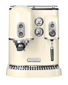 Artisan Espresso Maker Almond Cream