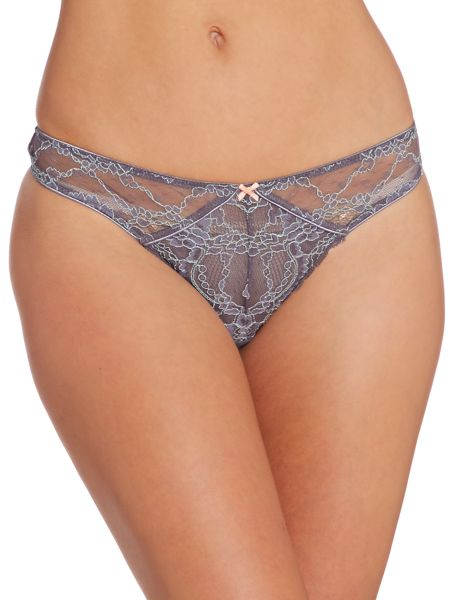 Heidi Klum Intimates Opal dream thong