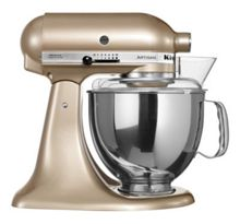 KitchenAid Artisan Stand Mixer Golden Nectar