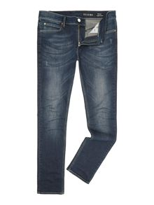 Religion Skinny Fit Stretch Denim Indigo Jeans