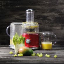 Centrifugal Juicer Empire Red