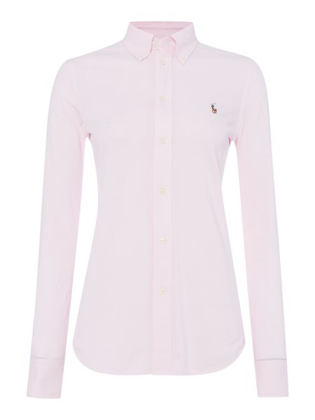 Polo Ralph Lauren Heidi oxford stretch shirt