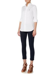 Heidi oxford stretch shirt