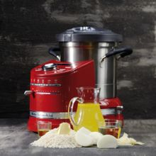 KitchenAid Cook Processor Empire Red
