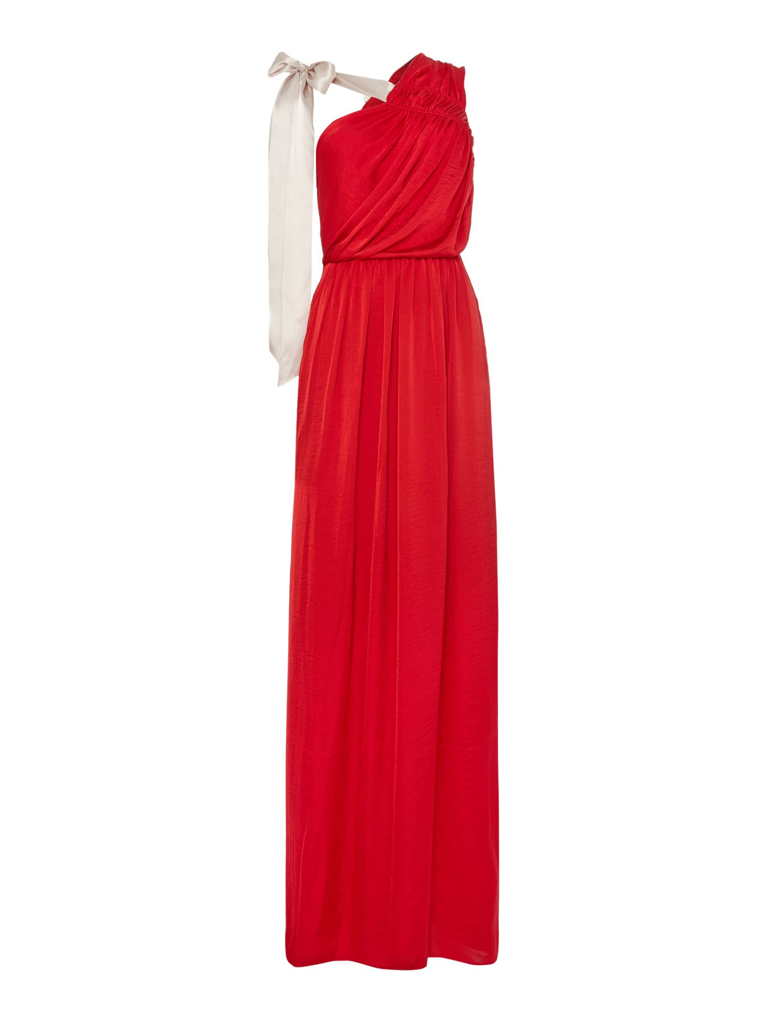 Needle and Thread Maxi dress with bow detail $122.50 AT vintagedancer.com