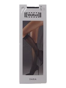 Wolford Daria knee highs