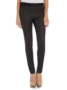 Debbie 0668Z quilted jeggings