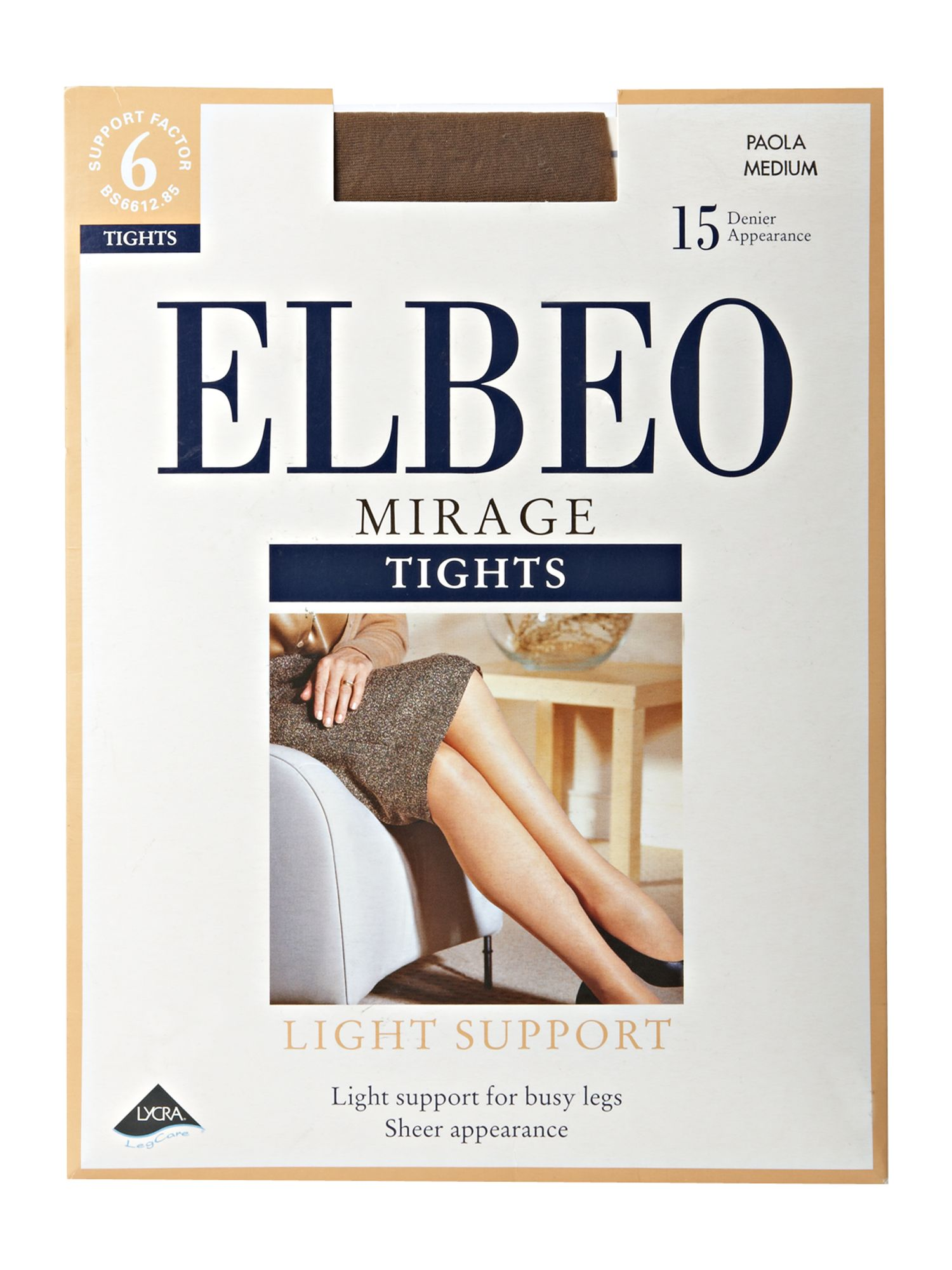 Mirage tight light support
