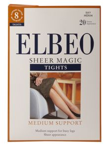 Elbeo Elbeo Sheer Magic Tights 20D
