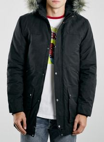 Topman Heavyweight parka