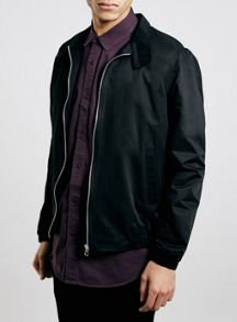 Topman Cotton harrington