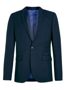 Topman Skinny fit suit jacket