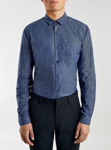 Long sleeve texture shirt