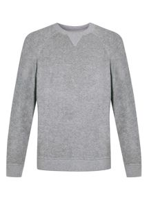Topman Ltd maui resort twill sweatshirt