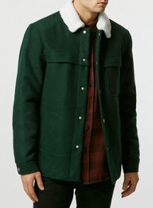 Topman Shacket