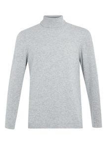 Topman Premium roll neck contains cashmere