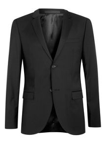Topman Premium skinny fit suit jacket