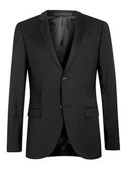 Premium skinny fit suit jacket