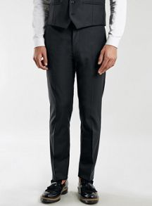 Topman Premium Skinny Fit Suit Trousers