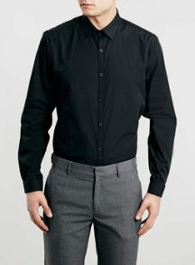 Topman Long sleeve smart shirt