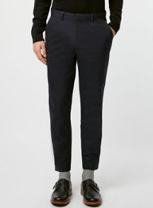 Topman Co-ord Collection Navy trousers