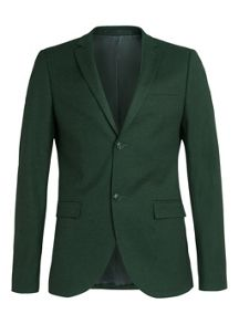 Ultra skinny fit suit jacket