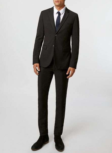 Topman Ultra skinny fit suit jacket