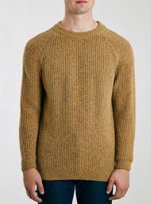 Topman Ltd Core Lambswool Knit Crew