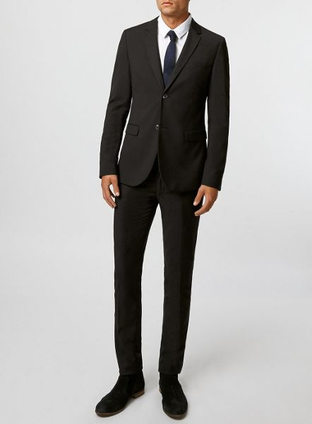 Topman Ultra skinny fit suit trousers