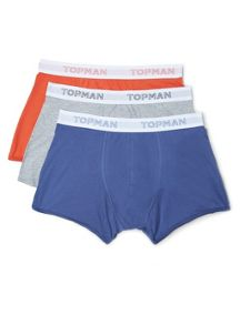 Topman Multi 3 Pack Underwear