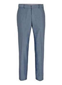 Topman Cropped tailored trousers