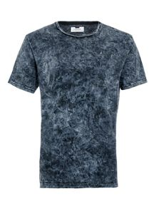 Topman Wash crew t-shirt