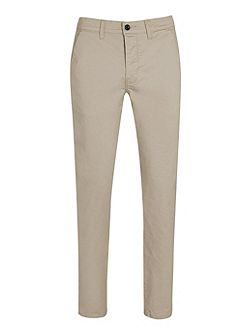 Stone stretch slim chino