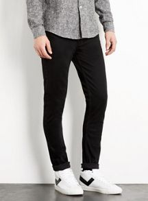 Coated stretch skinny