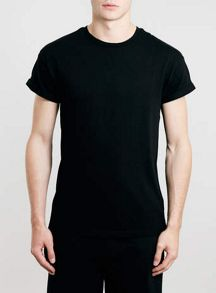 Classic fit roller t-shirt