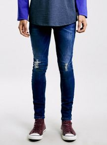Topman Mid wash spray on