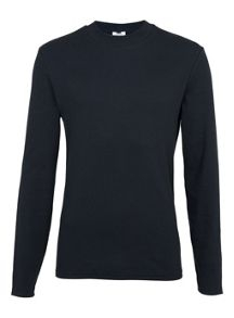 Long sleeve turtle neck t-shirt