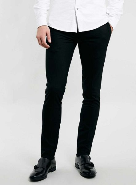 Topman Ultra skinny fit trousers