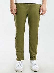 Topman Ltd rt smart twill chino
