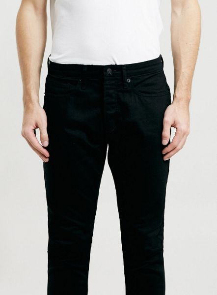 Topman Solid stretch slim jeans
