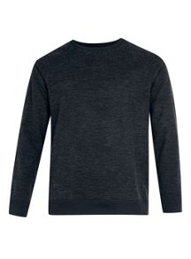 Topman Ltd core wool sweater