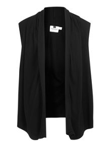 Topman Sleeveless cardigan