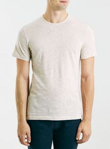 Topman Neppy slim fit t-shirt