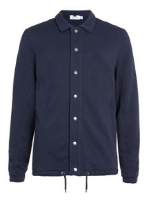 Topman Long sleeve coach jacket