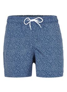 Topman Floral Swim Shorts